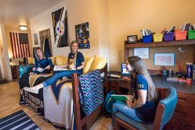 Oakland University Campus Map >> Lincoln Hall Photo Gallery | Housing | West Virginia University