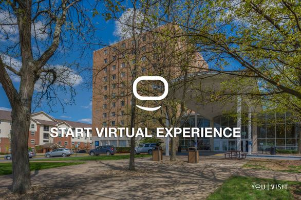 Start the Virtual Tour Experience at WVU