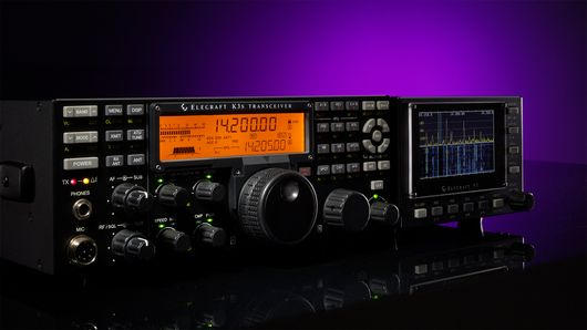 Coming soon: Elecraft K3S