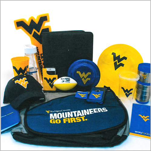 WVU Branded Products