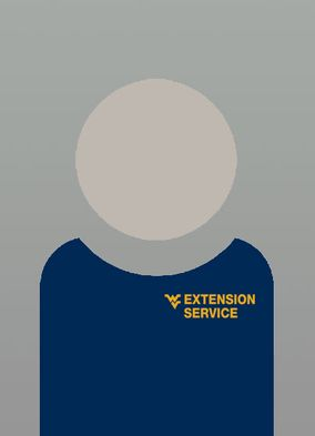 No Profile Image - Blue shirt with gold WVU Extension Service logo