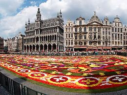 image of city of Brussels