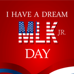 MLK Day of Service - I have a Dream