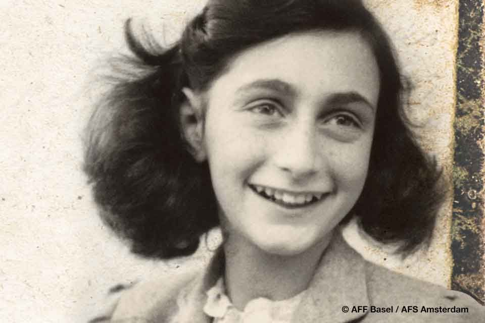 anne frank copyrighted