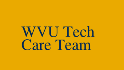 WVU Tech Care Team