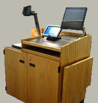 Image of Lectern