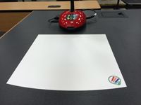 HD Document Camera's Display Surface