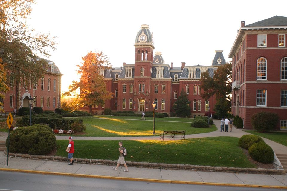 police at west virginia university