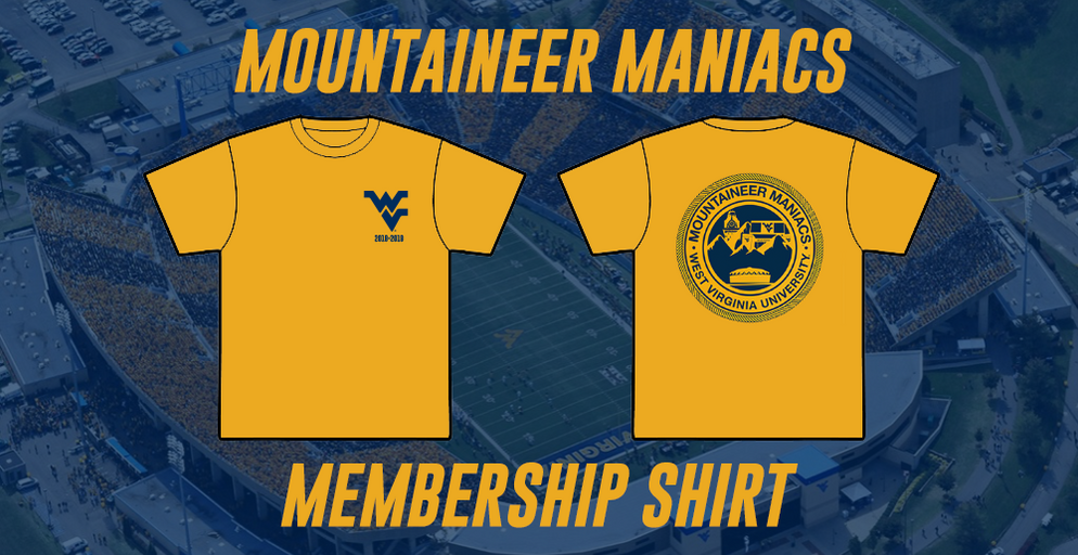 Well-known Mountaineer Maniacs at West Virginia University OE56