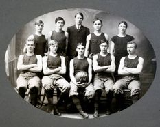 group photo of basketball team