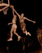 Jerry West leaping