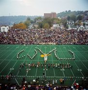 Marching band forms WVU