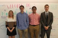 WVU's LaunchLab hosted its first annual manufacturing day pitch competition.