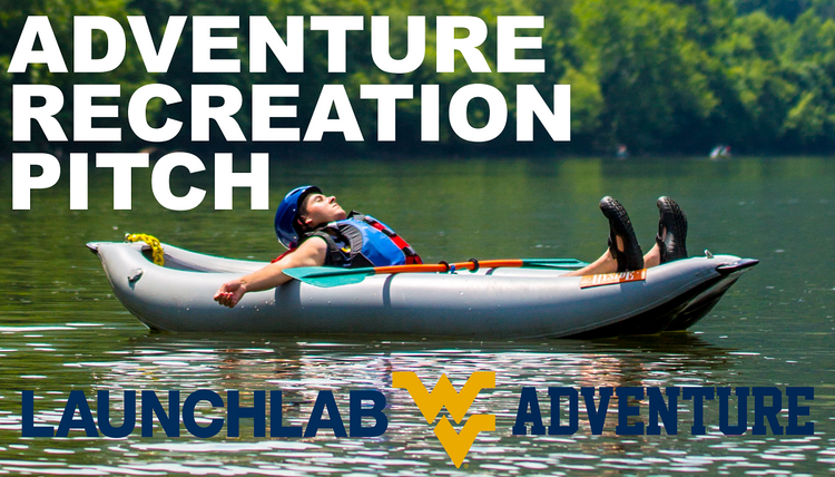 Adventure recreation pitch competition November 5, 2019