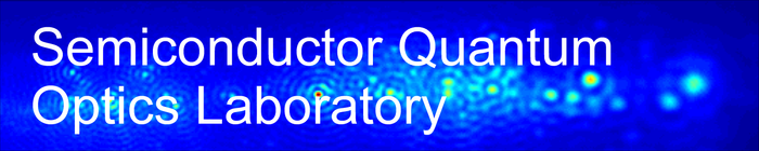 Semiconductor Quantum Optics Laboratory