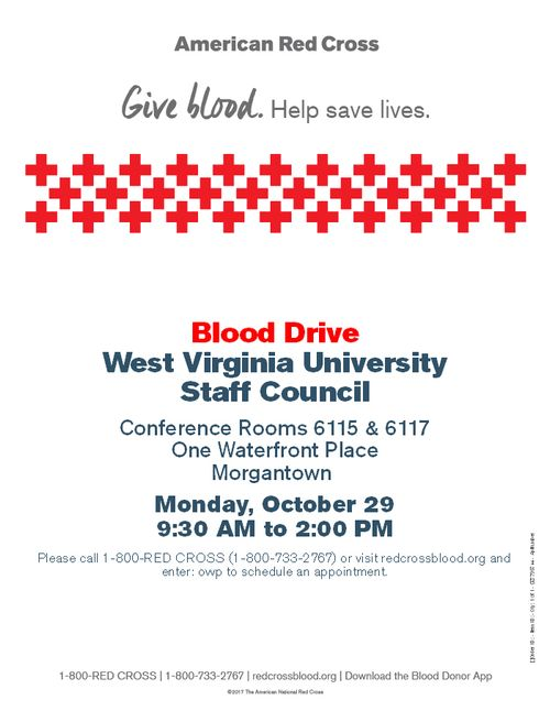 Blood Drive_Oct