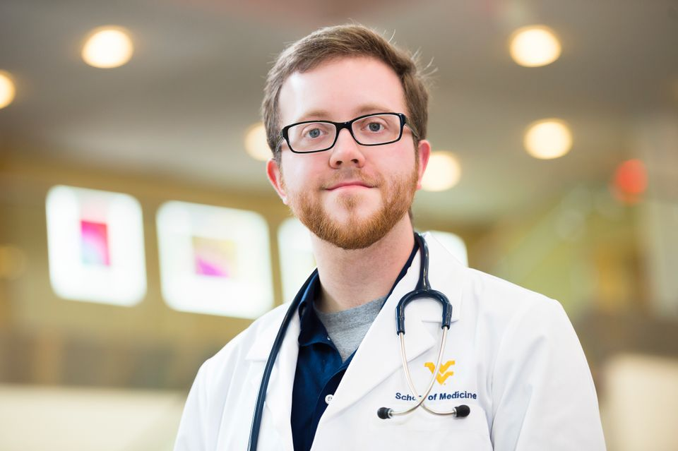 WVU School of Medicine doctor