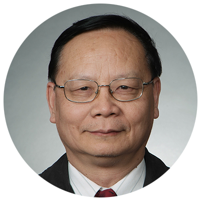 Portrait of Dr. Zheng Chuguang