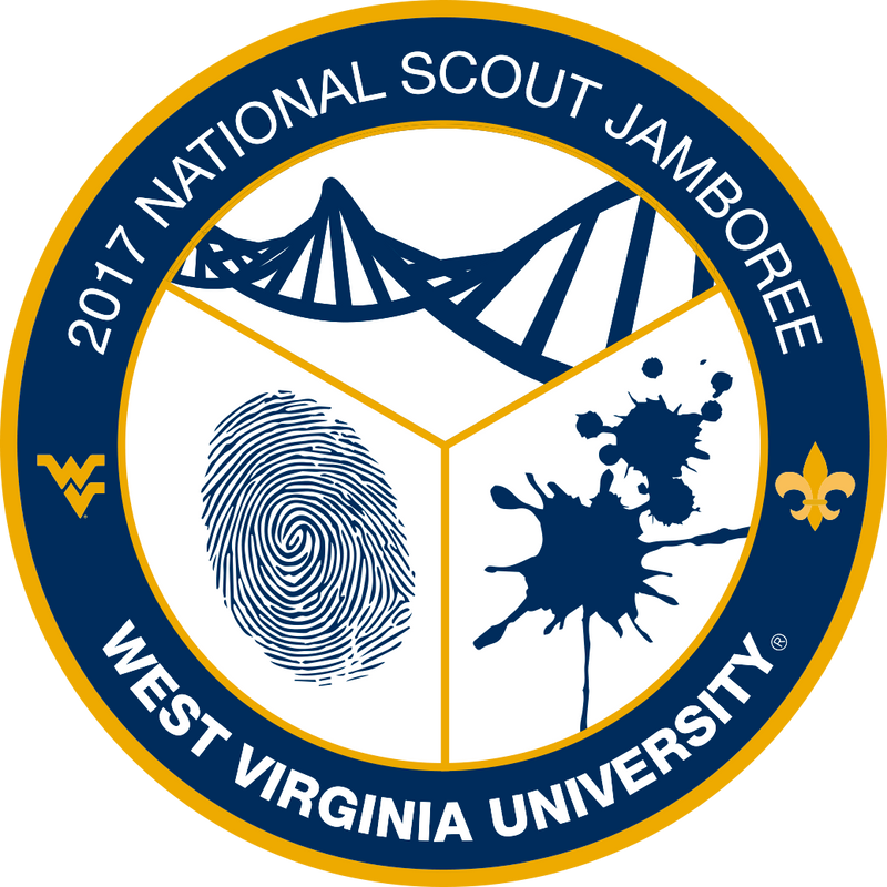 Forensic Science Patch