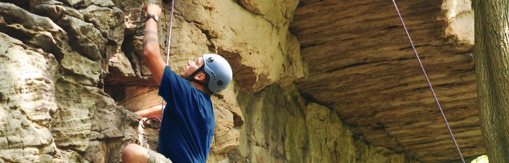 Science Behind Rock Climbing