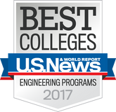 U.S. News & World Report 2017 Best Colleges Engineering