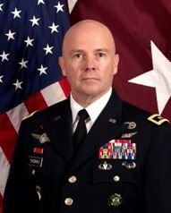 MAJOR GENERAL RICHARD W. THOMAS