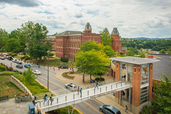 WVU Morgantown Campus