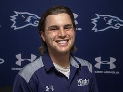 Photo of David Ferraro, Wesley Men's Lacrosse assistant coach