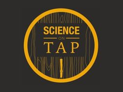 Science on Tap event graphic