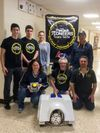Group photo of the Pascack Pi-oneers