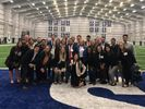 Students visit Colts practice facility
