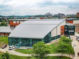 Photo of campus recreation center