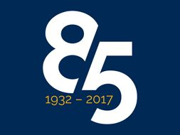 CPASS 85th anniversary logo