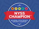 National Youth Sports Strategy Champion badge