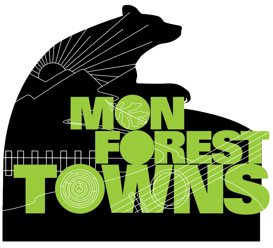Mon Forest Towns logo