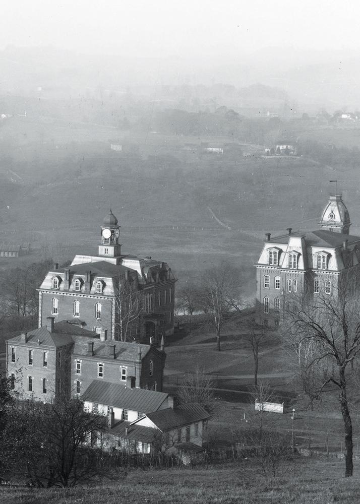 wvu old campus