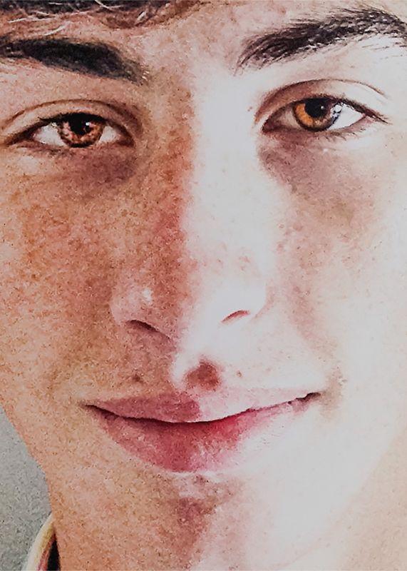 Image of Nolan Burch's face.