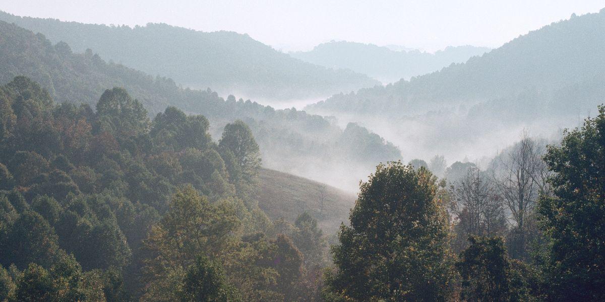 Hills at Spruce Knob