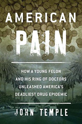 "Cover of the book ""American Pain"""