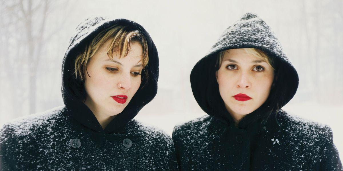 Cara and Christa Parravani