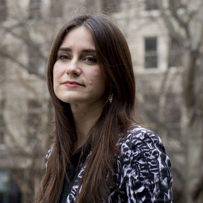 Elaine McMillion portrait