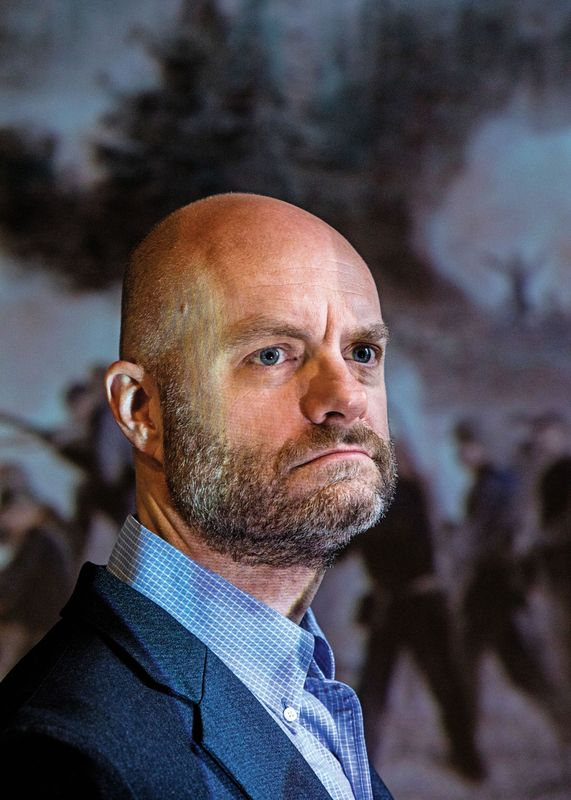 Portrait of Jason Phillips