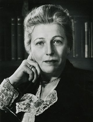 Pearl S. Buck, April 4, 1949