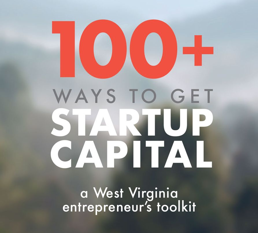 100+ Ways to Get Startup Capital Full | West Virginia