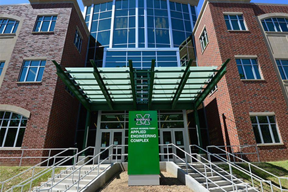 Marshall University's Weisberg Complex