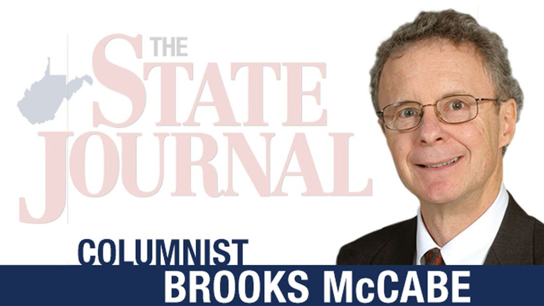 Columnist Brooks McCabe, The State Journal