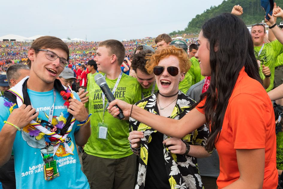 No thumbnail image for World Scout Jamboree puts Mountain State in international spotlight