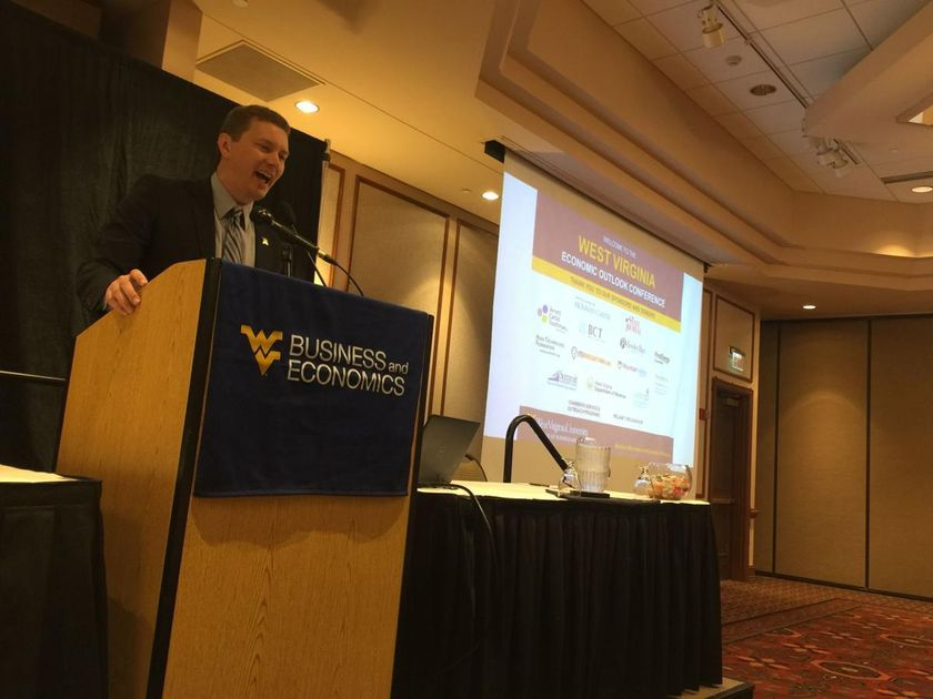 Dr. John Deskins talks through WV's economic outlook.