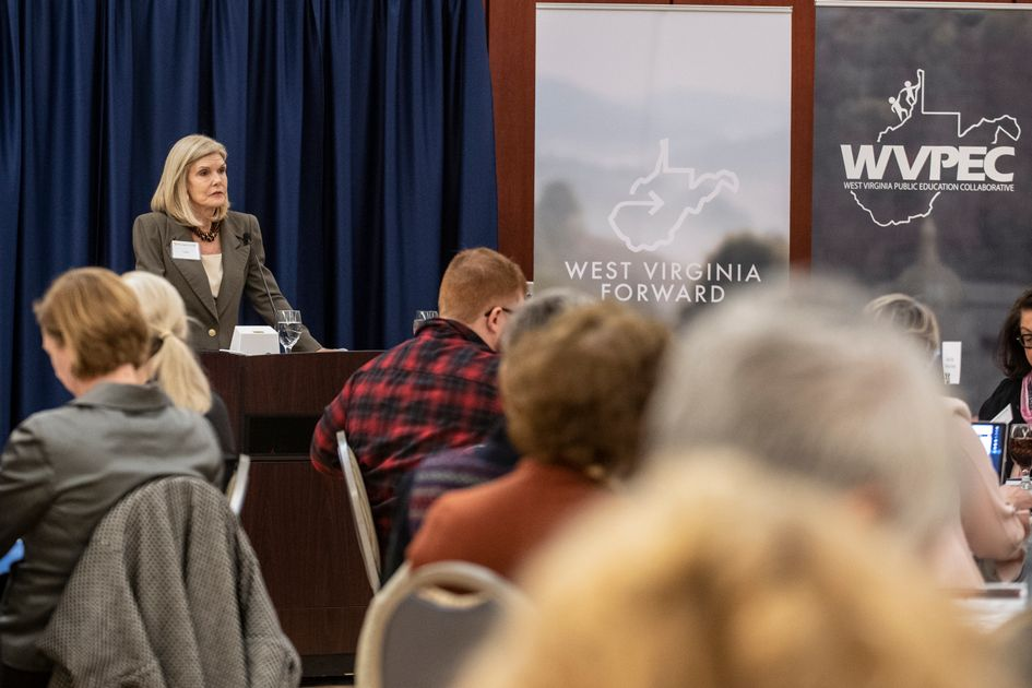 No thumbnail image for Leaders came together at WVU for 'WV Women Moving Forward 2019' event
