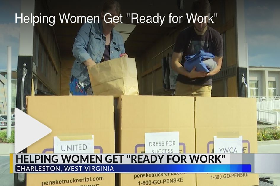No thumbnail image for Forward's WV Ready for Work launches, hundreds of items make a difference
